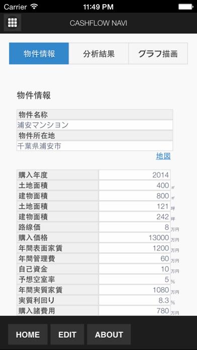 キャッシュフロー ナビ / Cash Fl... screenshot1
