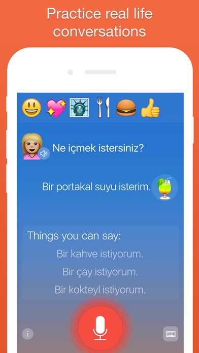 download Mondly: Learn Turkish FREE - Conversation Course appstore review