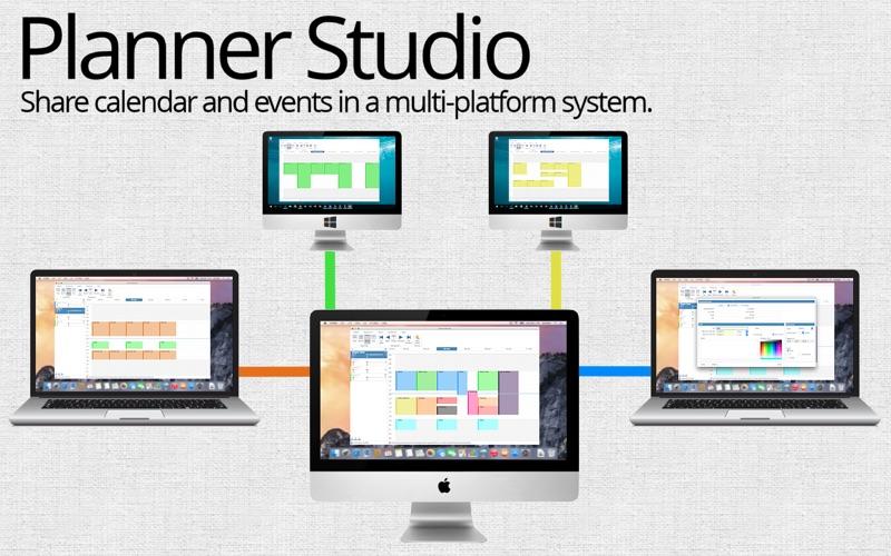 Planner Studio Pro Screenshots