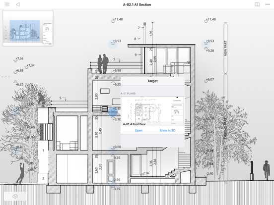 Architecture Drawing Ipad bimx - building information model explorer on the app store