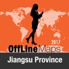 Jiangsu Province 離線地圖和旅行指南
