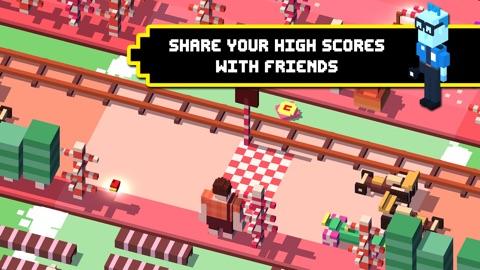 Screenshot #14 for Disney Crossy Road