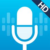 Recorder Plus HD : voice record, audio editor icon