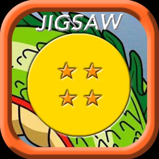 Free Jigsaw Puzzles Sliding Games for Dragon Ball iOS App