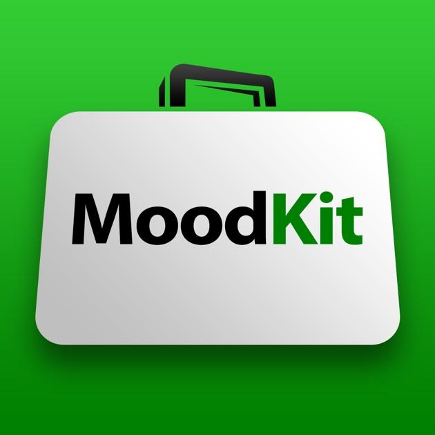 Moodkit Mood Improvement Tools On The App Store