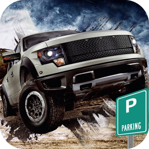 Offroad Army Jeep Parking 4X4 iOS App