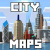 City Maps for Minecraft PE - Best Database Maps for MCPE
