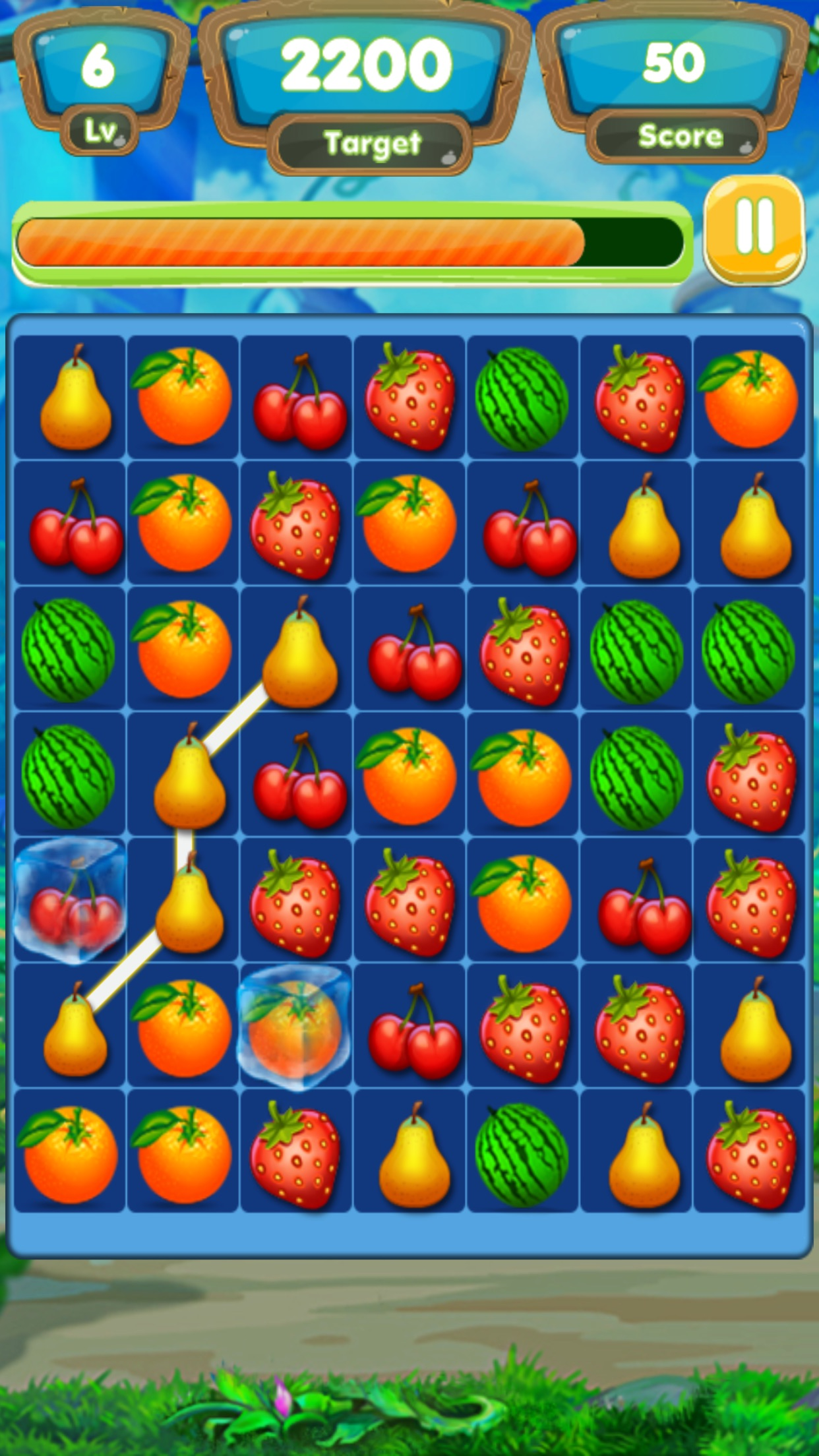 Fruit link deluxe - Amazing Fruit Link Connect