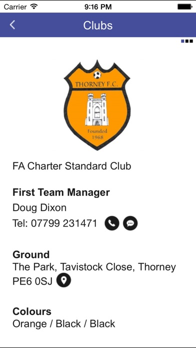 download Peterborough & District Football League apps 3