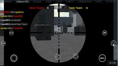 كاونتر عربية أونلاين - حرب الجنودلقطة شاشة4