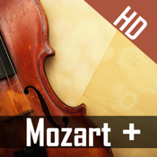 Mozart classic music online library - Listen to mozart concertos , sonatas , symphonies from live radio FM stations icon