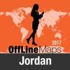约旦 離線地圖和旅行指南