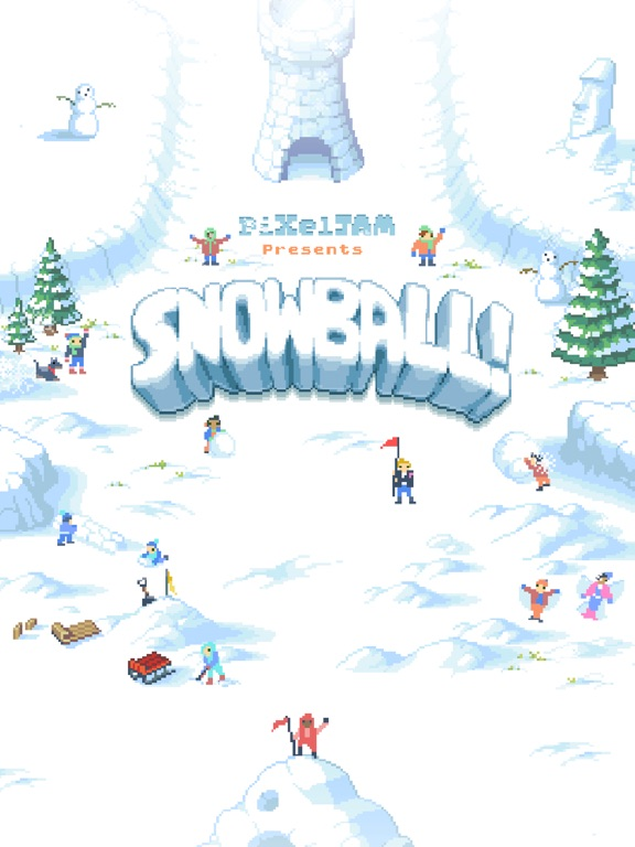 Snowball!! Screenshot