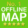 Curacao No.1 Offline Map