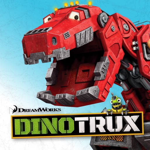 Dinotrux: Trux It Up! - dinosaurs, trucks, cranes and dozers for kids