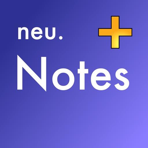 手写笔记本:neu.Notes+