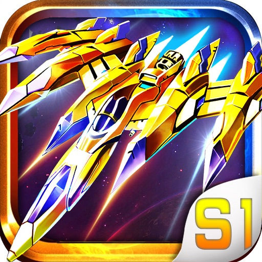 Super Galaxy Fighter:Shooting Games For Free iOS App