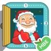 Christmas Calendar Letters Dot-to-dot