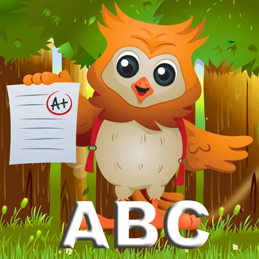 ABC Owl: Preschool Alphabet! iOS App