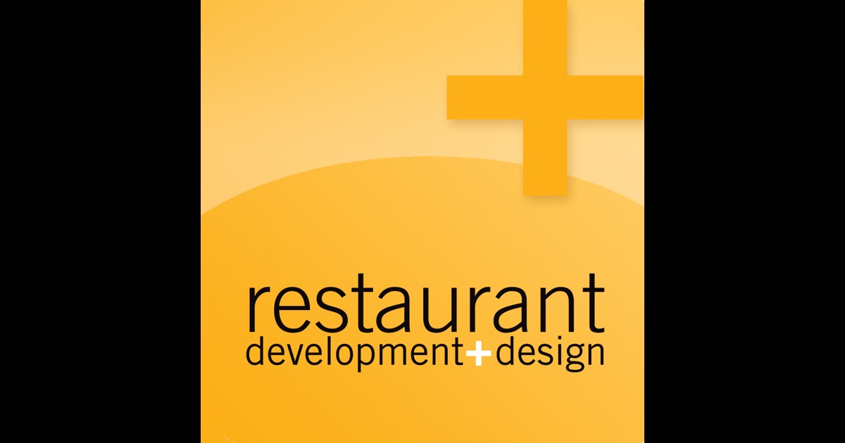 Restaurant development and design on the app store