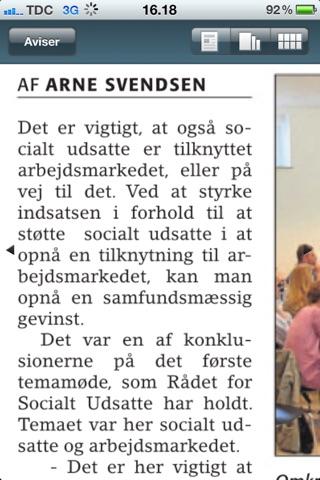 Sjællandske screenshot 3