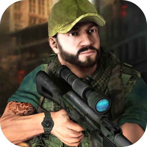 Jungle Sniper Rogue iOS App