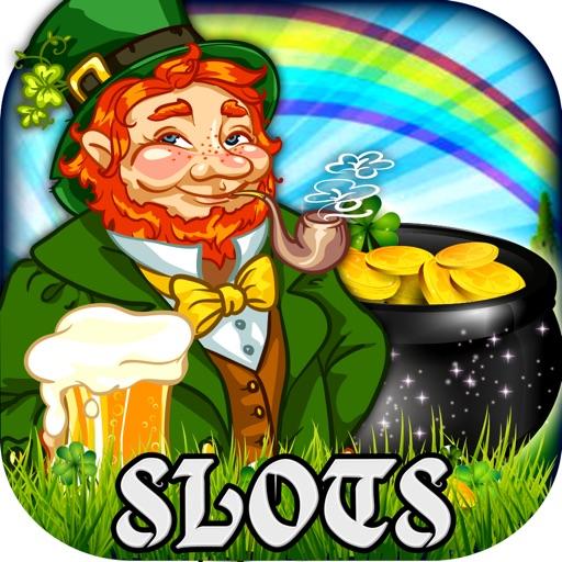 Lucky Irish 4 Leaf Clover Slots Leprechaun Casinos iOS App