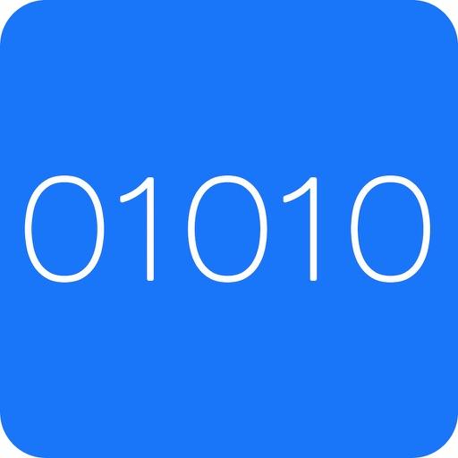 Binary Calculator - simple calculator by mike iOS App