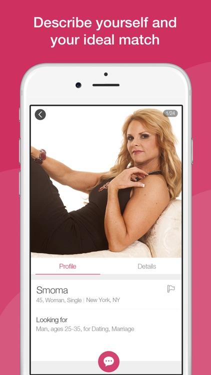 cougar dating profiles