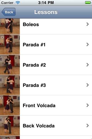 Learn Argentine Tango (Volume 2) screenshot 3