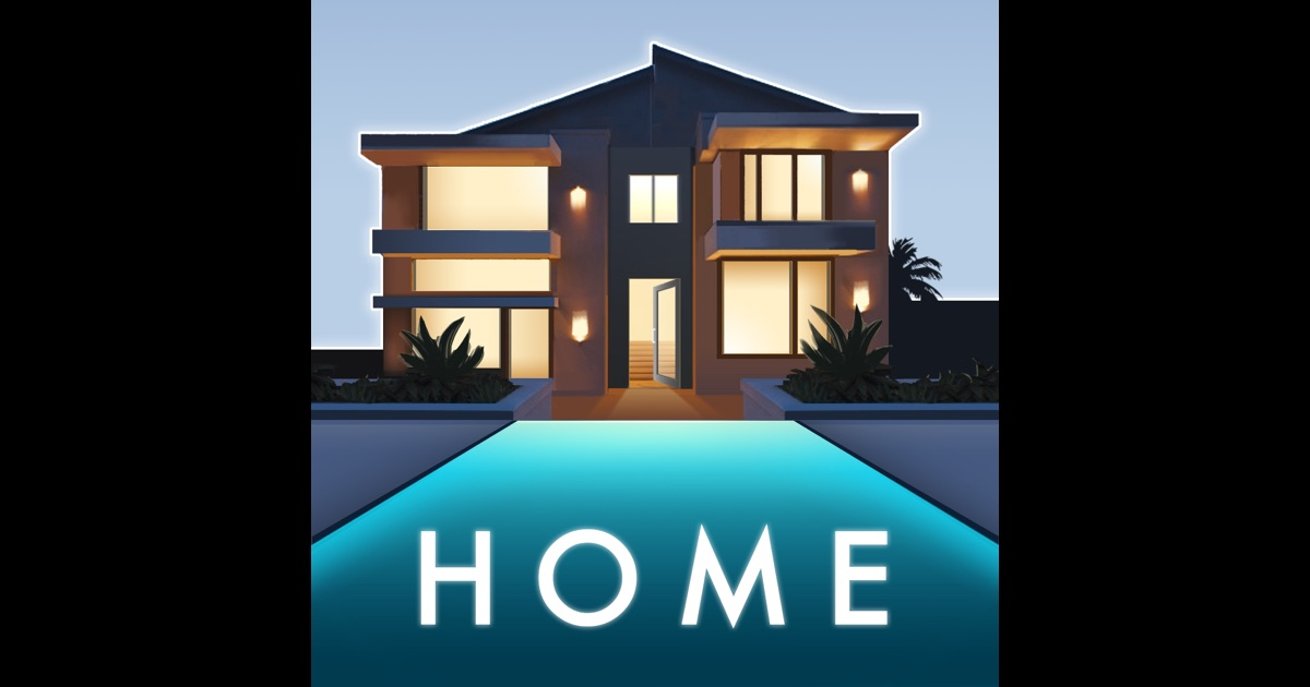 Design home on the app store for House design app