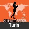 Турин Оффлайн Карта и