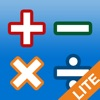 AB Math lite - fun games for kids and the family : addition and times tables training