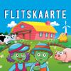 Oatu & Eara: Alfabet flitskaarte op die plaas