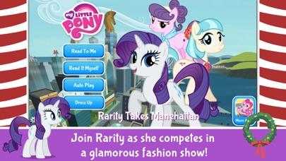 My Little Pony: Rarity Takes Manehattan Screenshot