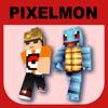 Pixelmon Skins for Minecraft PE ( Pocket Edition ) - Best Pixelmon Go Skin