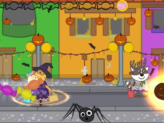 Хэллоуин: Охота на Конфеты для iPad