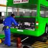 Real Bus Mechanic Simulator 3D Car Garage Workshop