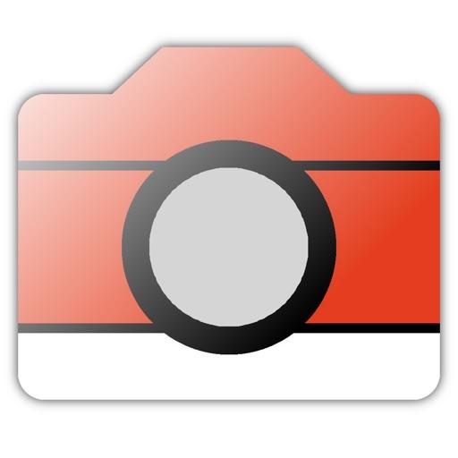PokeCam - Live Camera & Map for Pokemon GO iOS App