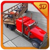 Animal Transporter Truck Driving  - Real Simulator