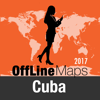 Cuba Offline Map and Travel Trip Guide