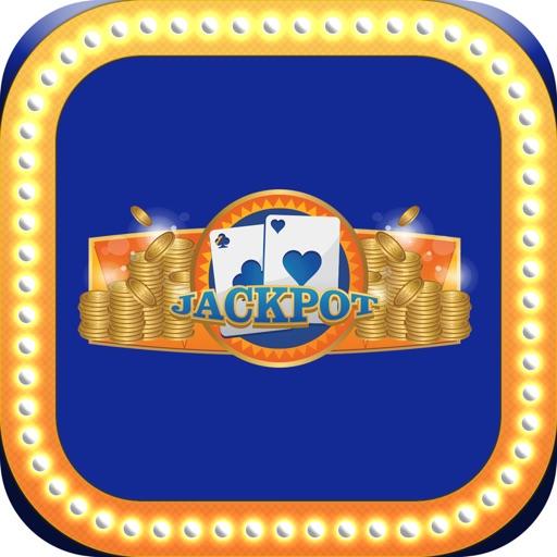 Jackpot Slots! Blue Royal iOS App