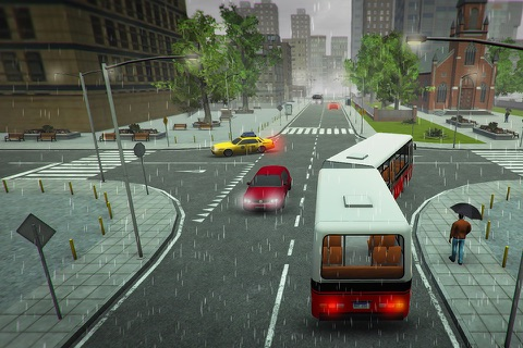 Bus Simulator PRO 2017 screenshot 4