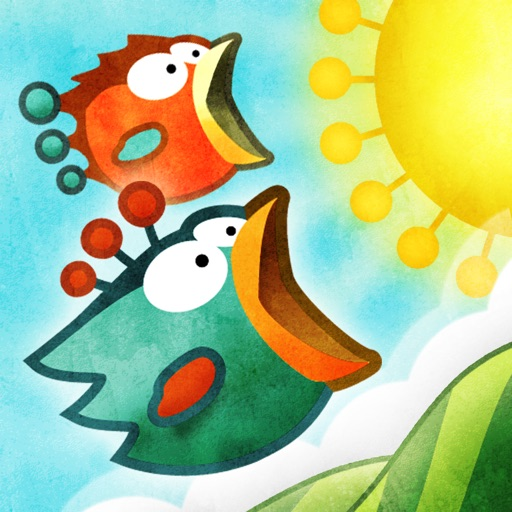 Tiny Wings HD iOS App