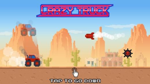 Crazy Truck! Screenshot