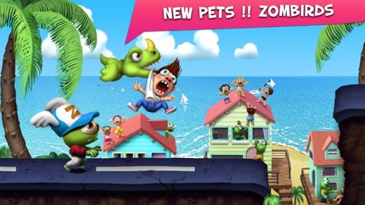 Zombie Tsunami Screenshot