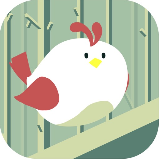 Cute Mega Bird Endless Jungle Dash iOS App