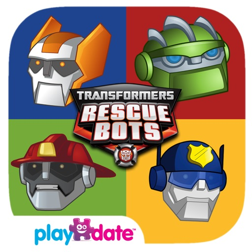 Transformers Rescue Bots: Save... app for ipad