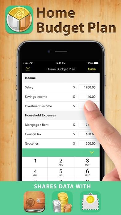 Home Budget Plan Pro Screenshot