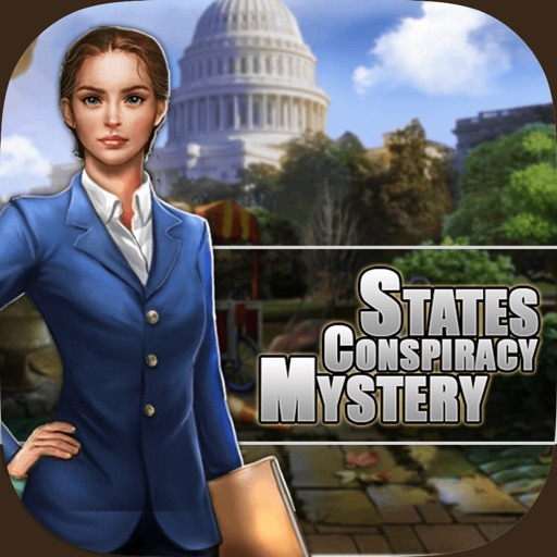 States Conspiracy Mystery iOS App